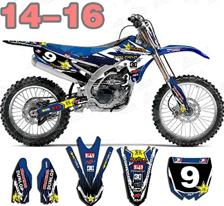 Motocross MX Dirt Bike Graphics Graphics Graphics Stickers