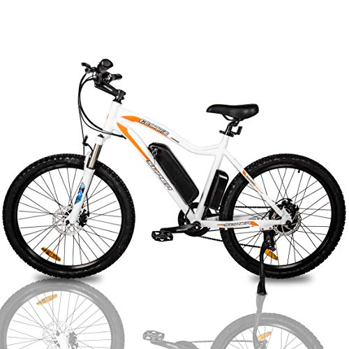 """Ecotric Electric Mountain Bike 26"""" with 500W Motor"""