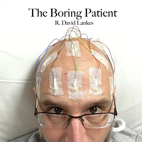 The Boring Patient audiobook cover art