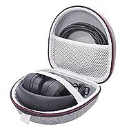Case for Marshall Major IV/III/II Bluetooth On-Ear Headphones, Protective Cover Travel Storage Bag(G...