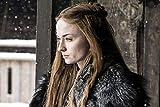 Divine Posters Sophie Turner Schauspielerin Sansa Stark,
