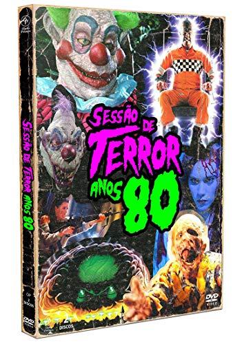 Sessão de Terror Anos 80 [Digipak com 2 DVD's]