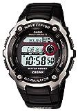 [カシオ] 腕時計 スポーツギア 電波時計 WV-M200-1AJF ブラック