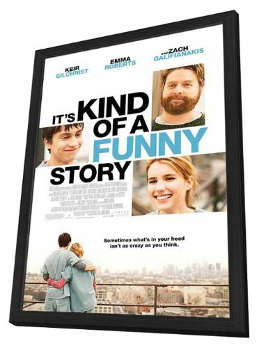 It s kind of a funny story 27 x 40 movie poster style b in deluxe
