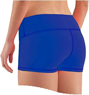 Compression Yoga Shorts for Women