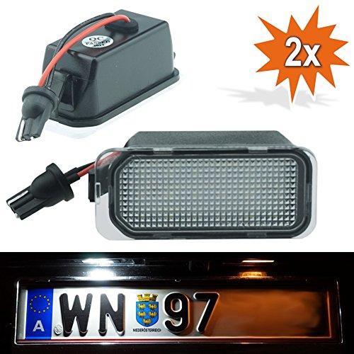 Do!LED I05 LED Kennzeichenbeleuchtung mit E-Prüfzeichen Xenon Optik