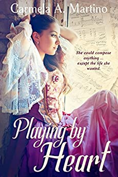 Playing by Heart by [Carmela Martino]