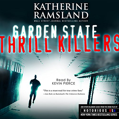 Garden State Thrill Killers: New Jersey, Notorious USA cover art