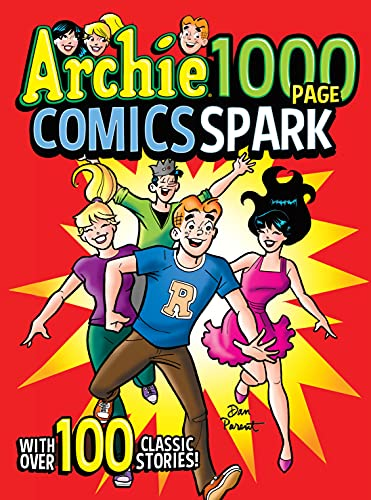 Archie 1000 Page Comics Spark (Archie 1000 Page Digests Book...