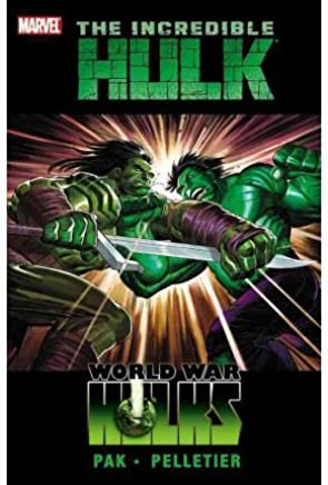 [(Incredible Hulk: World War Hulks Vol. 3 )] [Author: Greg Pak] [Apr-2011]