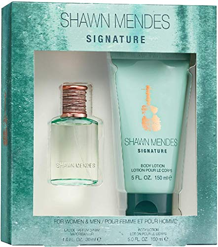 Shawn Mendes Gift Set With Cologne Spray  Indiana