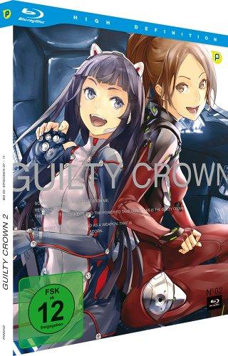 Guilty Crown - Vol. 2 - [Blu-ray]