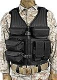 BLACKHAWK Omega Elite Tactical Vest EOD - Black