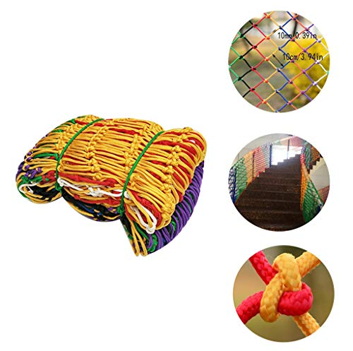 Buy Bargain Safety Outdoor Railing Net Pet Fence Net Stairs Protection Net Child Safety Net Balcony ...