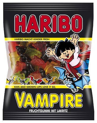 Haribo Vampire, 6er Pack (6 x 200 g Beutel)