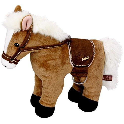 Horse Caballo Amigos MAX Poco Caballo de Peluche, 20cm, Modelo # 11401