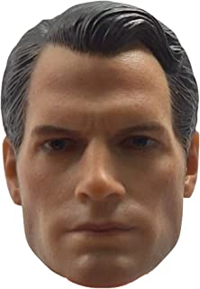 Manipple 1/12 Scale Henry Cavill Batman Superman Male Head Sculpt (MP03A)