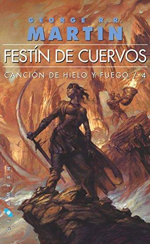 Festín de cuervos (Canción de hielo y fuego nº 4) eBook: Martin ...