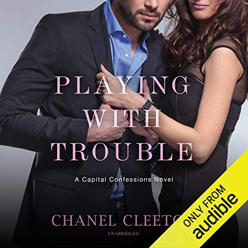 Page de couverture de Playing with Trouble
