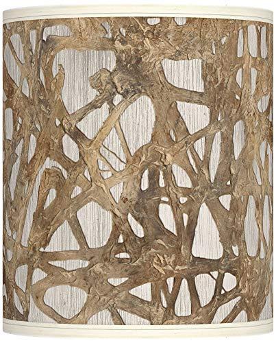 Organic Nest Giclee Shade 10x10x12 (Spider) - Giclee Glow