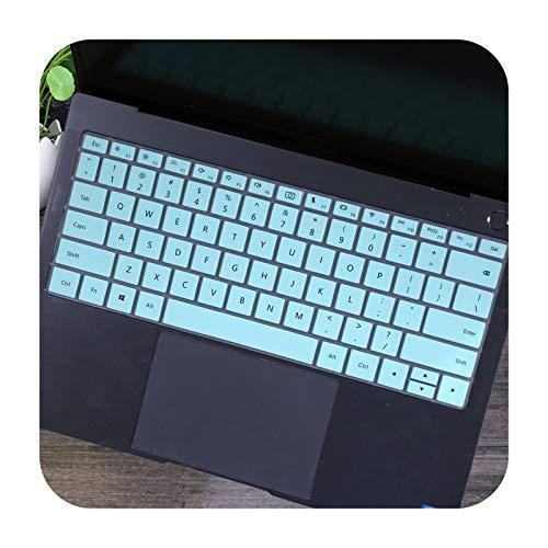 Silikon-Schutzhülle für Huawei Mate Book D15 Ryzen 2020 39,6 cm (15,6 Zoll)