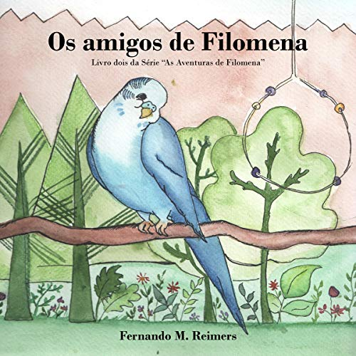 Os amigos de Filomena [Filomena's Friends] audiobook cover art