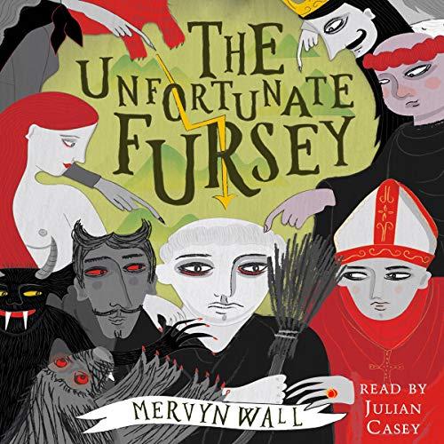 The Unfortunate Fursey audiobook cover art