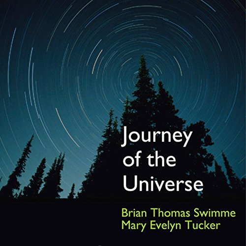 Journey of the Universe audiobook cover art