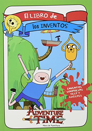Hora de aventura. Libro de los inventos