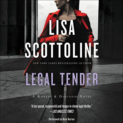 Legal Tender audiobook cover art