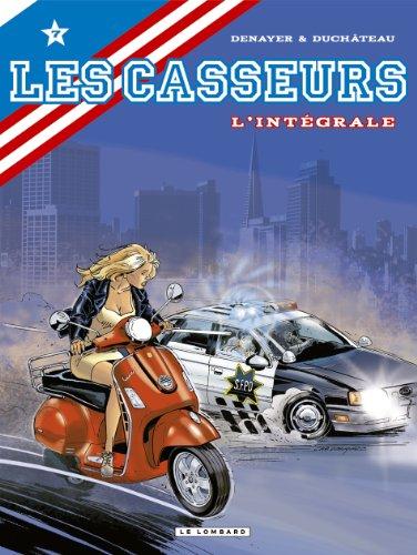 Intégrale Les Casseurs - tome 7 - Intégrale Les Casseurs 7