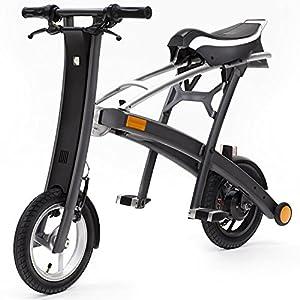 Wheelheels Stigo - eMofa, eScooter, Elektro-Klapprad mit Straßenzulassung