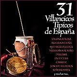 31 Villancicos Típicos de España Guitarra Española, Panderetas y Palmas para Navidad