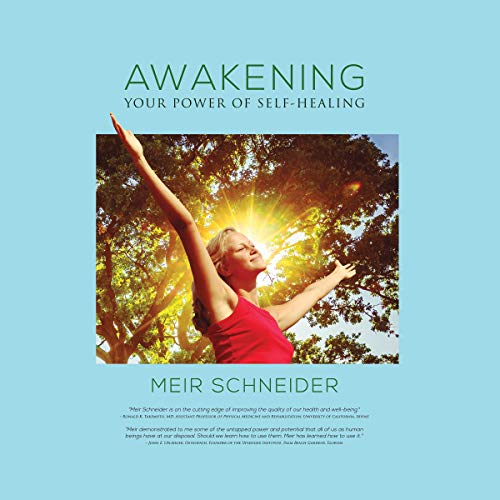 Awakening Your Power of Self-Healing audiobook cover art