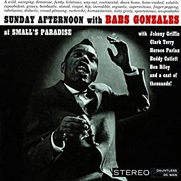 Sunday Afternoon with Babs Gonzales at Small's Paradise (Live)