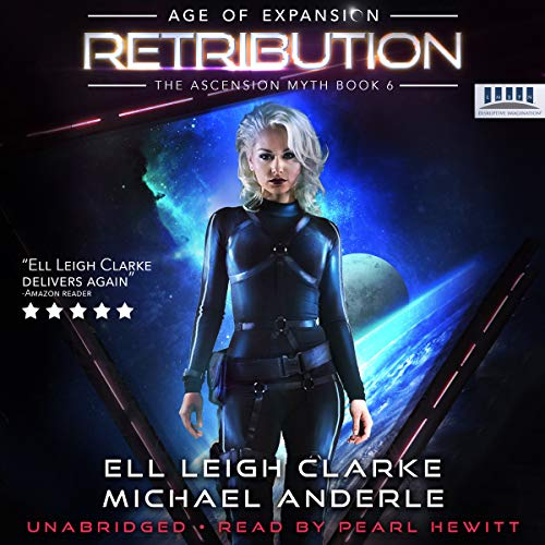 Retribution: Age of Expansion audiobook cover art