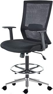 Best drafting chair wood Reviews