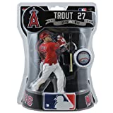 IMPORTS DRAGON 2017 MLB ANGELS 6' MIKE TROUT EXCLUSIVE FIGURE ALTERNATE UNIFORM VERSION