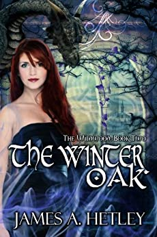 The Winter Oak (The Wildwood: Book Two) (Contemporary Fantasy) by [James A. Hetley]