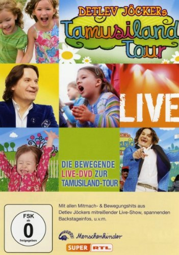 Detlev Jöcker - Tamusiland Tour/Live