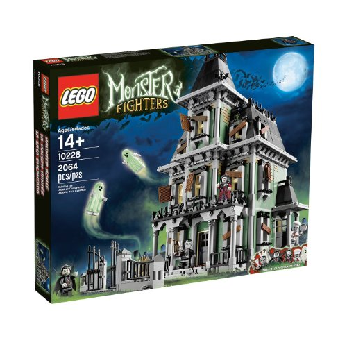 LEGO Monster Fighters Geisterhaus 10228