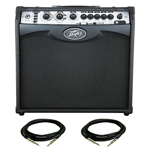 Peavey Vypyr VIP 2 Guitar Combo Amplifier with 1/4' Cables