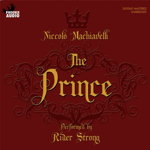 The Prince  cover art