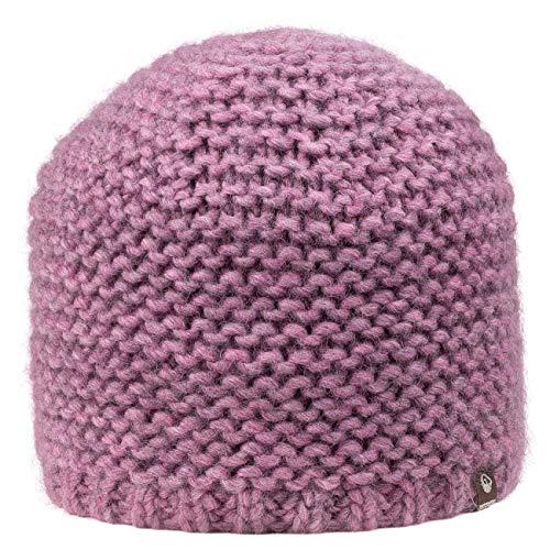 GIESSWEIN Beanie Sandling - Merino Mütze mit Alpaka-Wolle, Unisex Strickmütze für Damen & Herren, Winter Wollmütze, warm gefüttert mit Fleece Innenfutter