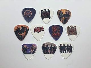 SLAYER Guitar Picks Set (10 picks/10 diferent designs)