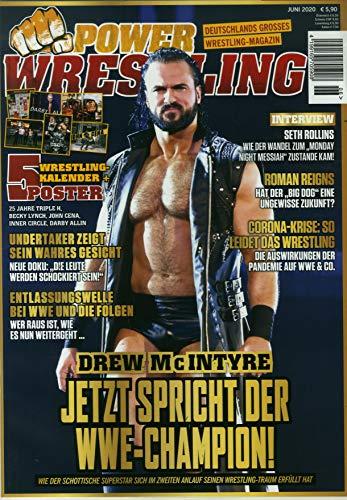Power Wrestling 6/2020