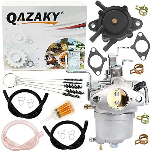 QAZAKY Carburetor Compatible with Yamaha Golf Cart Gas Club Car G22 - G27 G29 4-Cycle Drive Engine 2003-UP Carb JR6-14101-00 JR6-14101-01 520-185 13351 17560
