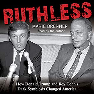 Ruthless audiobook cover art