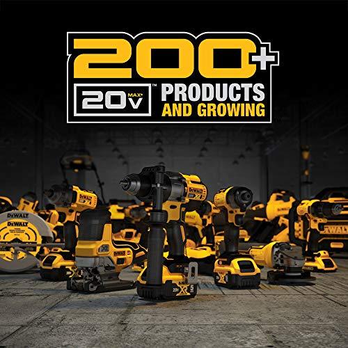 DEWALT 20V MAX XR Chainsaw, 12-Inch, Tool Only (DCCS620B)