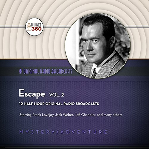 Escape, Vol. 2 audiobook cover art